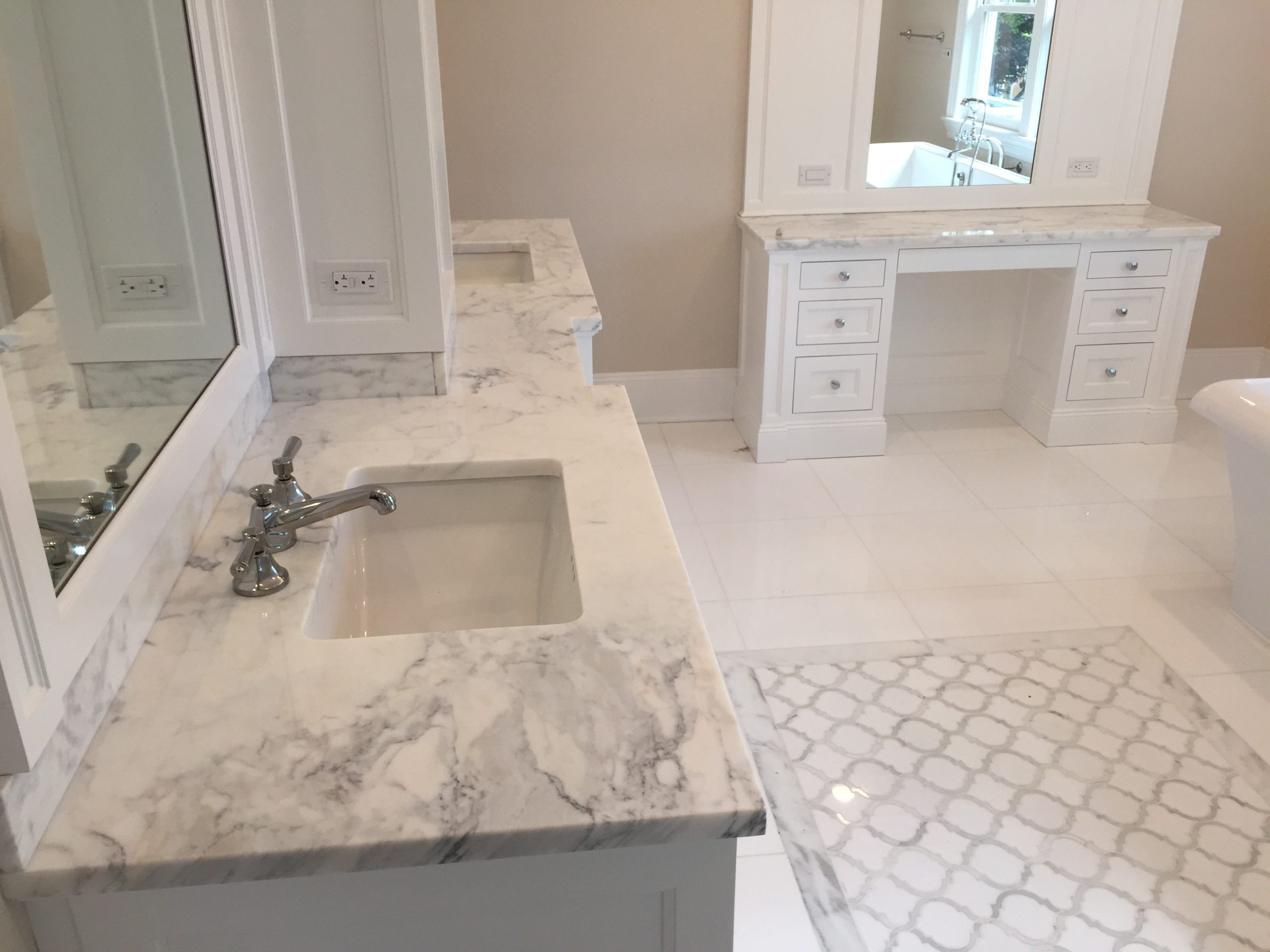 Image result for Calacatta Michelangelo Marble floor