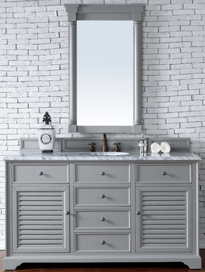 James Martin savannah vanity in urban grey